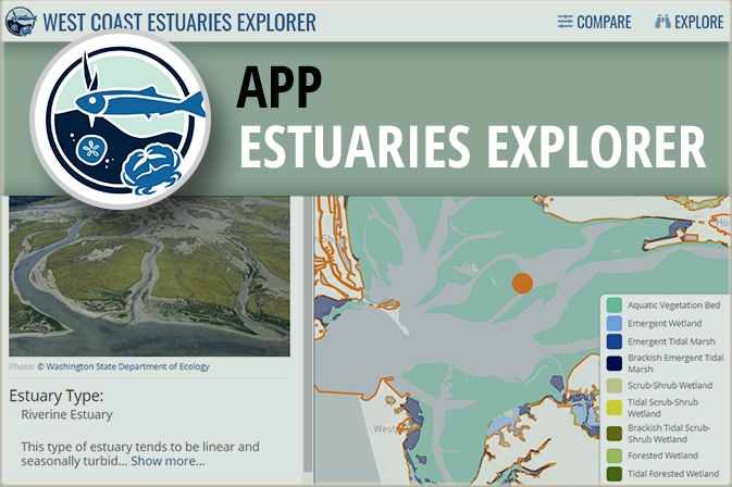 West Coast Estuaries Explorer